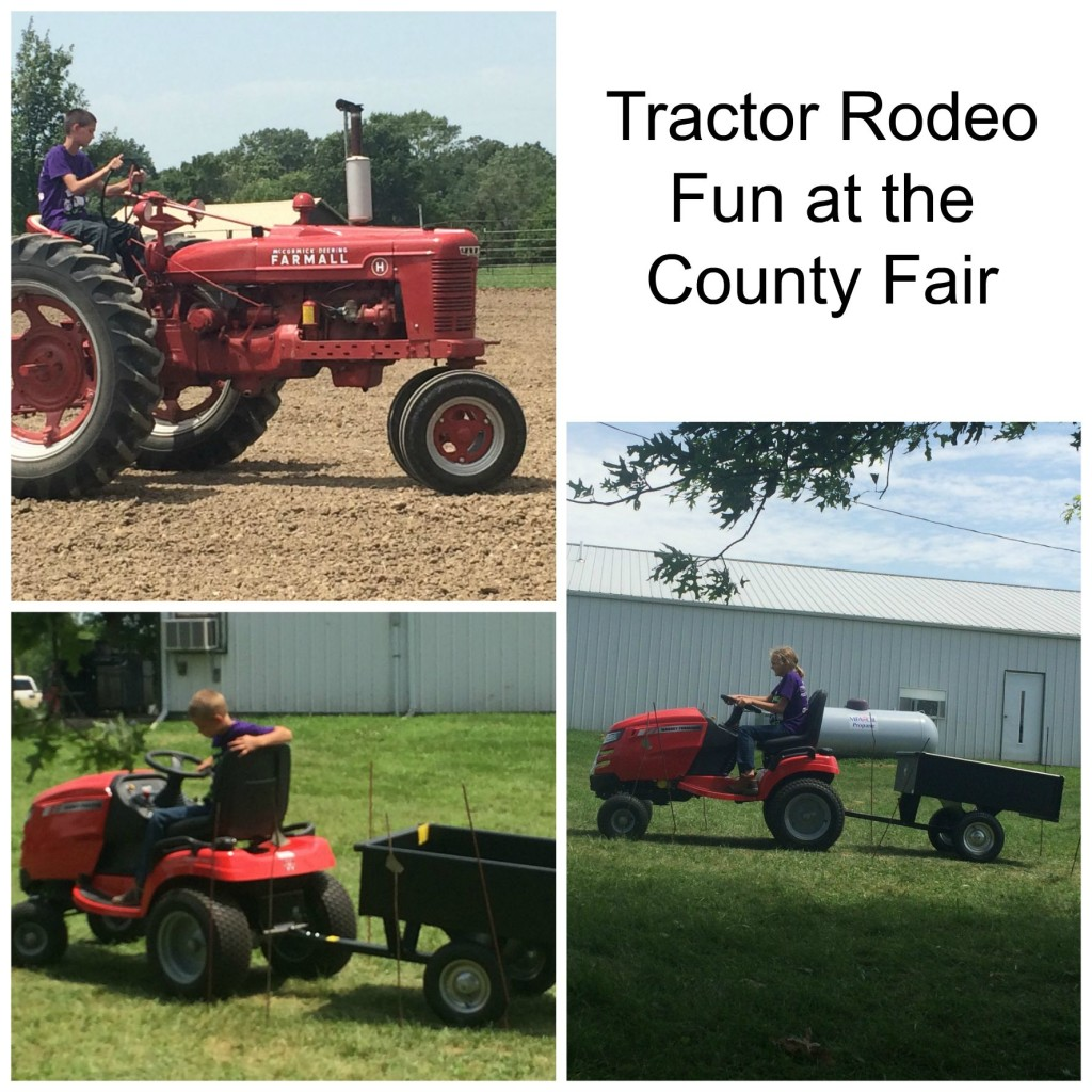 tractor rodeo